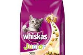 Whiskas croccantino per gatto junior