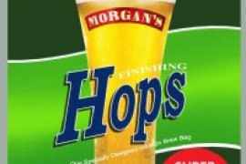 SUPER ALPHA - Finishing Hop Morgan's