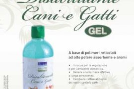 Disabituante Cani e Gatti Gel Bruer