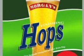 FUGGLES - Finishing Hop Morgan's